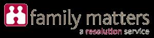 Family Matters Family Law Logo