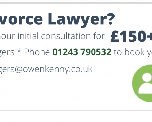 During September, book a one-hour initial consultation for £150+vat